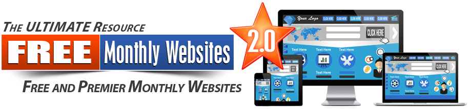 Free Monthly Websites